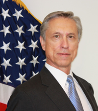 John G. Arlington, General Counsel for SIGAR